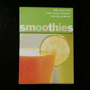 Smoothies Recipe Cards - 50 Recipes